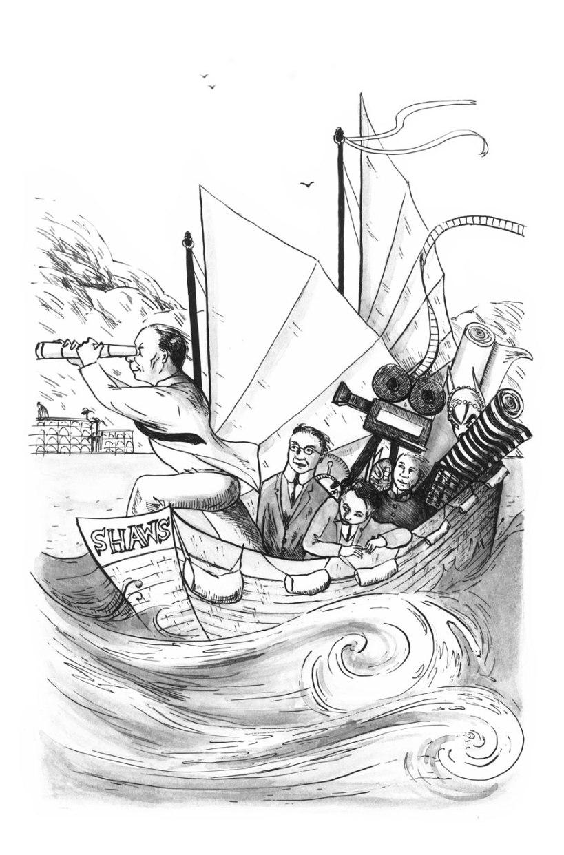 Illustration by Rebecca Stewart